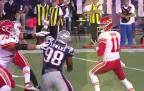 Chiefs Upset Patriots in NFL Opener
