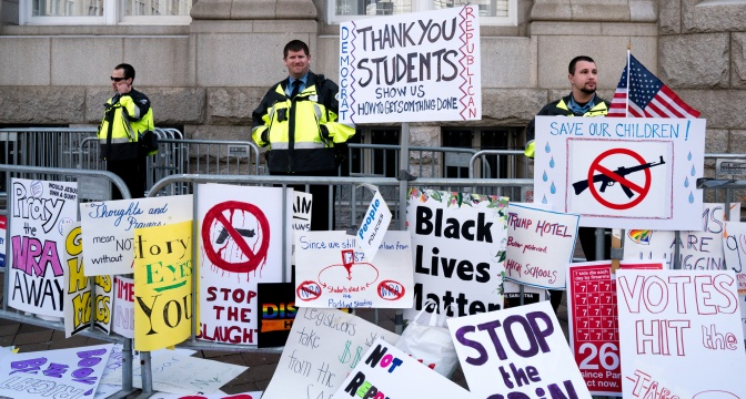 """The Misguided, Malicious, and Malevolent of the """"March for Our Lives"""""""