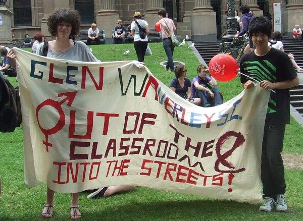 LBGT Protest