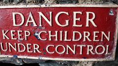 Danger for children