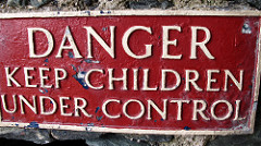 Danger for children