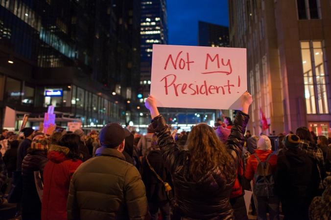 Trump vs. Antifa