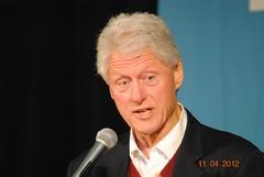 Bill Clinton, Jeffery Epstein