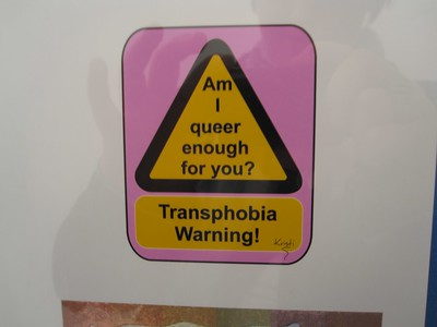 transphobia, gender identity