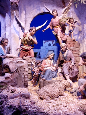 Christmas, Incarnation, Nativity