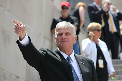 Franklin Graham, Impeachment, Christianity Today