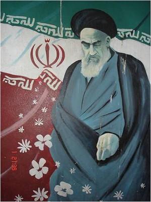 Ayatollah Khomeini, Iran