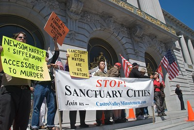 Sanctuary cities, State of the Union