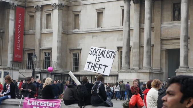 Socialism. Bernie Sanders, President Trump