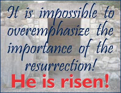 Resurrection, Easter, Jesus