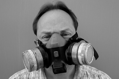pandemic panic, masks