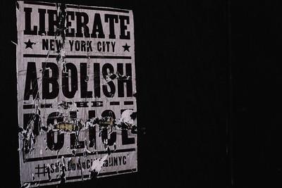Defund the police, George Floyd murder, Black Lives Matter