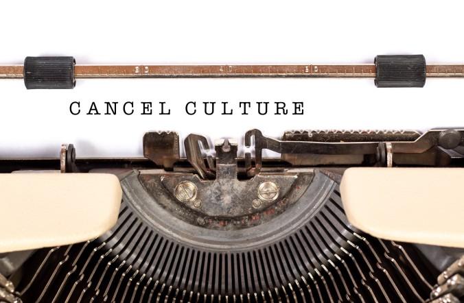 cancel culture, BLM, Antifa, rioting
